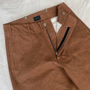 Vintage 1945 Jail Pants - Brown