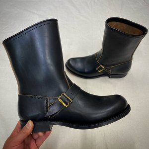 1940's Vintage Style Horse Butt Boot 【納品時期:10〜11月】