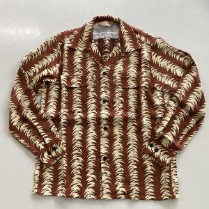 2022 Rayon L/S Shirt 【納品時期:4〜5月】