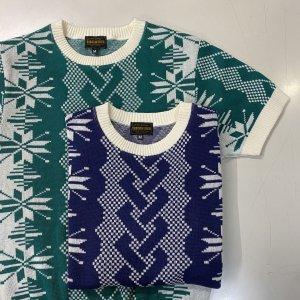 2022 Men's Summer Knit 【納品時期:3〜4月】
