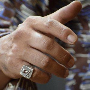 2022 Skull Ring 【納品時期:1月】13号