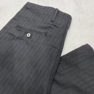 Vintage 1945 Jail Pants - Black 【納品時期:12〜2月】