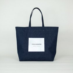 Weekender Bag Denim