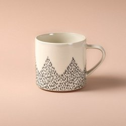 Barrskog Coffee Cup