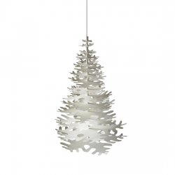 Nordic Fir Tree -  White