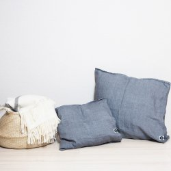 Linen Wool Cushion Cover 45×45(リネンウール)