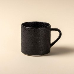 Svart Yuzu Coffee Cup