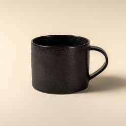 Svart Yuzu Tea Cup