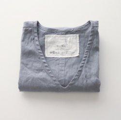 リネンTシャツ MALTA