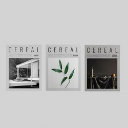CEREAL volume 14/15/16 セット