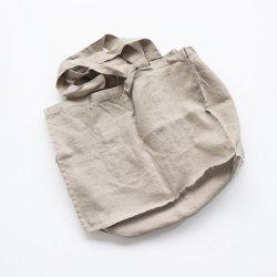 リネントートバッグ - ホワイト(ワケあり)