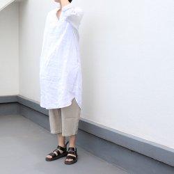 フレンチボーイフレンドワンピース - ホワイト(ワケあり)