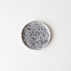 Nebulosa Side Plate / black 01