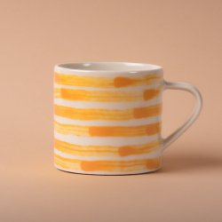 Malstrom Coffee Cup in Yellow