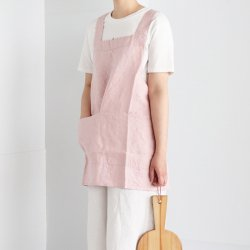 <img class='new_mark_img1' src='https://img.shop-pro.jp/img/new/icons60.gif' style='border:none;display:inline;margin:0px;padding:0px;width:auto;' /> Short Square Cross Apron