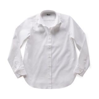 カシュクールシャツ(オックスフォード)「MIMOSA(ミモザ)」