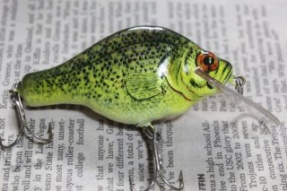 bagley's small fry crappie