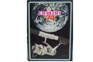 DAIWA FISHING CATALOG 1974