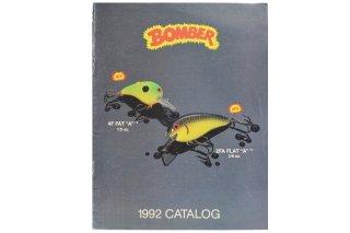 BOMBER CATALOG 1992