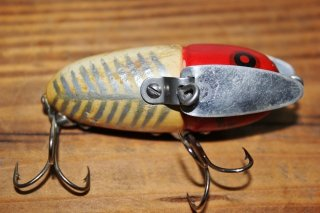 HEDDON CRAZY CRAWLER WOOD [XRW]