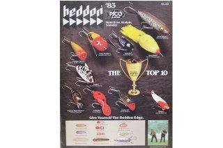 HEDDON CATALOG 1983