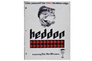 HEDDON CATALOG 1984