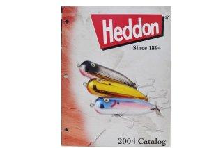 HEDDON CATALOG 2004