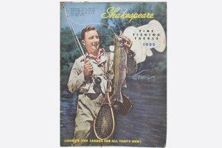Shakespeare FISHING CATALOG 1952