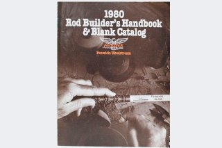 fenwick/woodstream Rod&Blank Catalog 1980