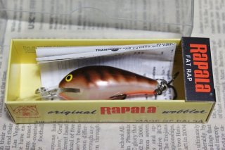 RAPALA FAT RAP [CW]