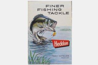 HEDDON CATALOG 1962