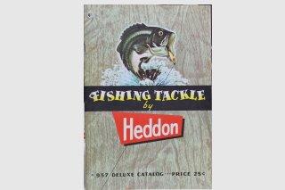 HEDDON CATALOG 1957