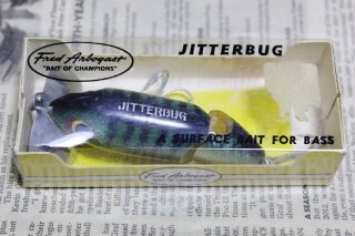 FRED ARBOGAST JITTERBUG JOINTED 5/8oz