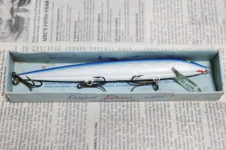 OLD RAPALA FLOATING F18 [BM]