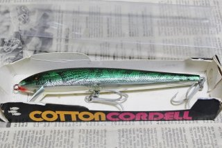COTTON CORDELL RED-FIN