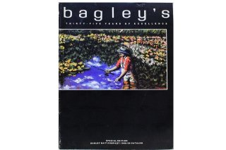 <img class='new_mark_img1' src='https://img.shop-pro.jp/img/new/icons13.gif' style='border:none;display:inline;margin:0px;padding:0px;width:auto;' />BAGLEY'S CATALOG 1988
