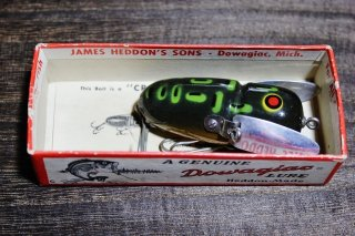 HEDDON CRAZY CRAWLER WOOD [BF]