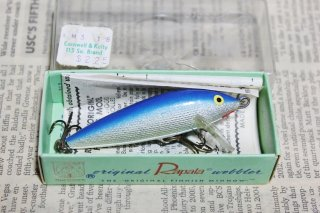 <img class='new_mark_img1' src='https://img.shop-pro.jp/img/new/icons13.gif' style='border:none;display:inline;margin:0px;padding:0px;width:auto;' />OLD RAPALA COUNTDOWN CD7