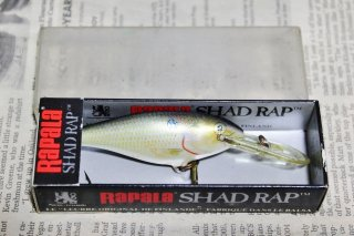 OLD RAPALA SHAD RAP
