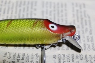 HEDDON RIVER RUNT SPOOK FLOATER