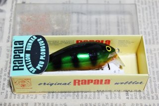 <img class='new_mark_img1' src='https://img.shop-pro.jp/img/new/icons13.gif' style='border:none;display:inline;margin:0px;padding:0px;width:auto;' />RAPALA SHALLOW FAT RAP