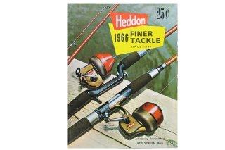 HEDDON CATALOG 1966