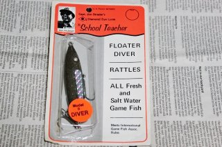 STRADER TACKLE School Teacher 5/8oz