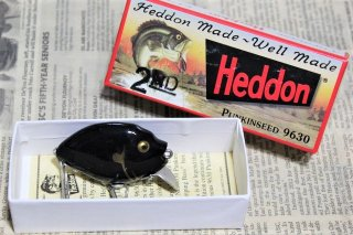 HEDDON PUNKINSEED 9630 2ND [BKG]