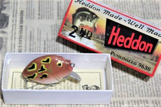HEDDON PUNKINSEED 9630 2ND [MFLF]
