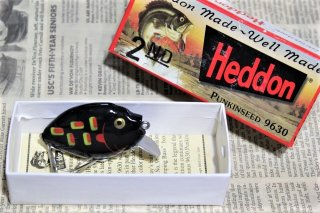 HEDDON PUNKINSEED 9630 2ND [PM]