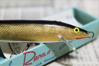 OLD RAPALA FLOATING F13 [G]