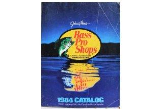 Bass Pro Shops CATALOG 1984