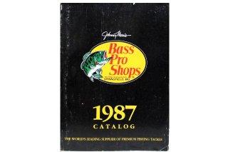 Bass Pro Shops CATALOG 1987