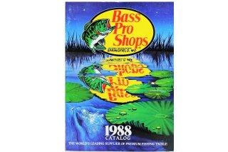 Bass Pro Shops CATALOG 1988